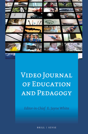 Video Journal of Education and Pedagogy